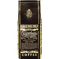 GUGGENHEIMER COFFEE - Koffiebonen 2kg - Extra langzaam geroosterd - weinig zuur en bittere stoffen - Barista-kwaliteit…
