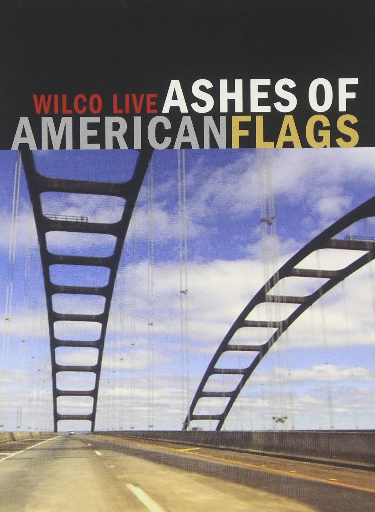 DVD : Wilco - Ashes Of American Flags (DVD)