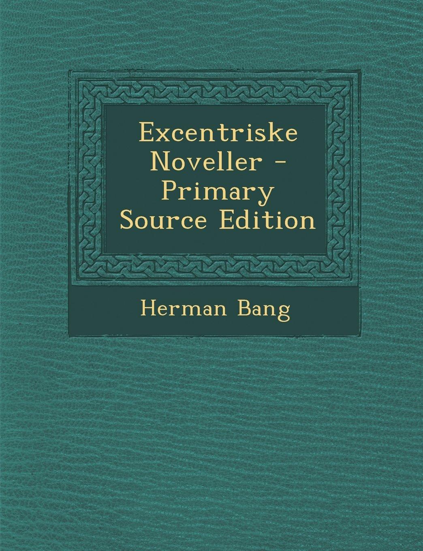 herman bang noveller
