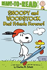 Snoopy and Woodstock: Best Friends Forever! (Peanuts) Kindle Edition