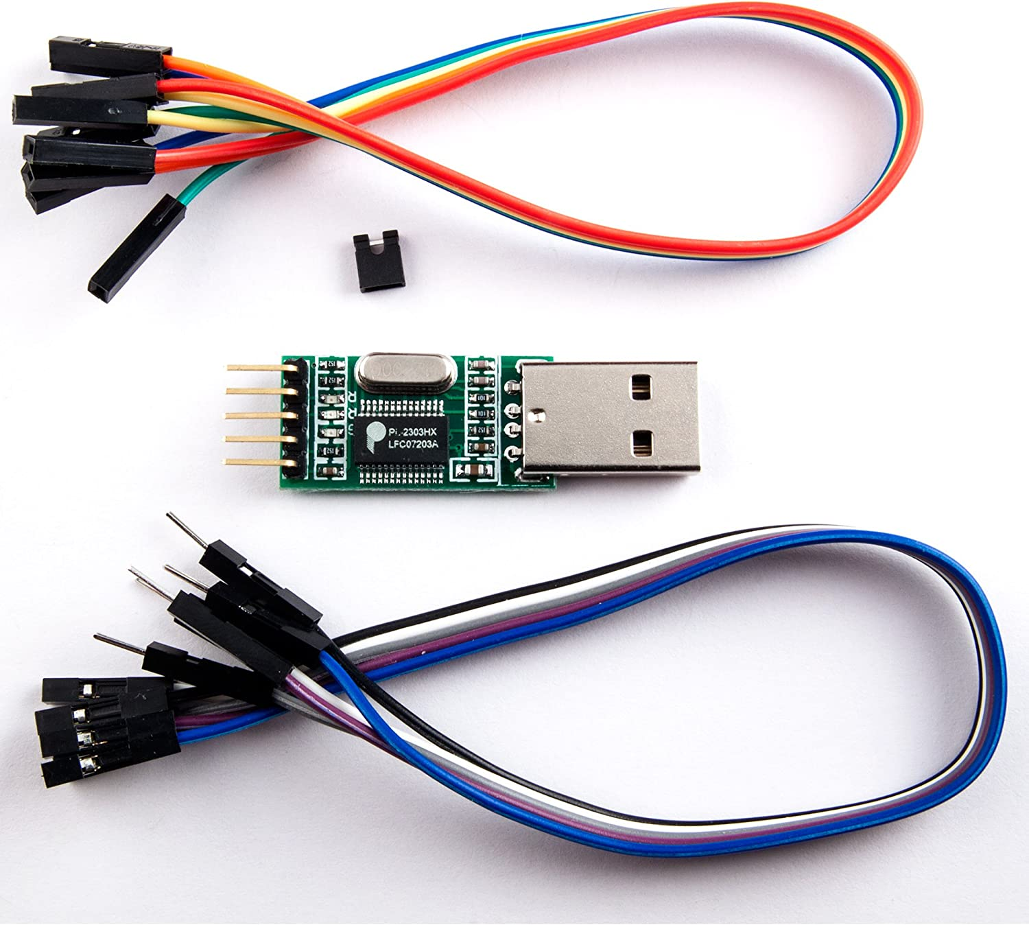 Arduino PL2303 USB To RS232 TTL Converter Adapter Module cable new
