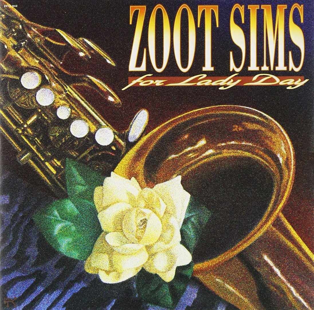 Zoot Sims For Lady Day Amazon Music
