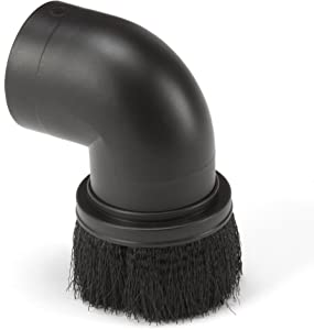 "Shop-Vac 9067900 2.5"" Right Angle Round Brush"