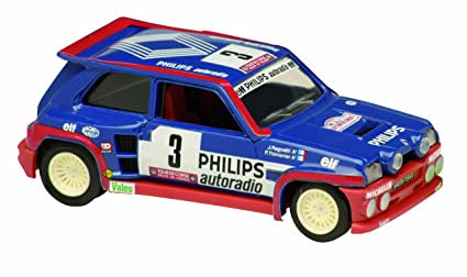 Solido 421512710 - Renault 5 Maxi -1985 1:43, turbo, # 3