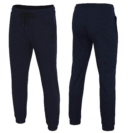 4F - Pantalones de chándal para Hombre, Color Azul Oscuro, cómodos ...