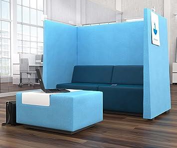 Sofa Lounge Ruhezone Akustik Schallschutz Schallabsorber Jazz