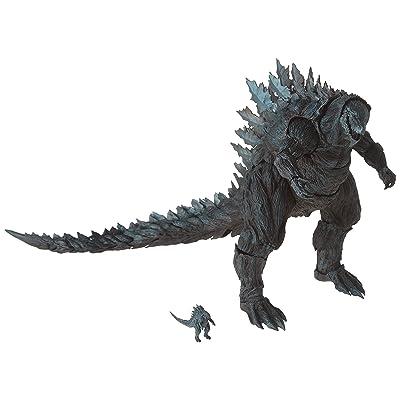 TAMASHII NATIONS S.H.MonsterArts Godzilla Earth Action Figure: Toys & Games