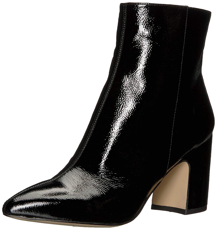 Black Patent Sam Edelman Womens Hilty 2 Boots
