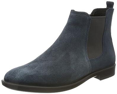 Ecco 272063 Shape M 15 Moon Rock, Schuhe, Stiefel & Boots, Chelsea Boots, Grau, Female, 36