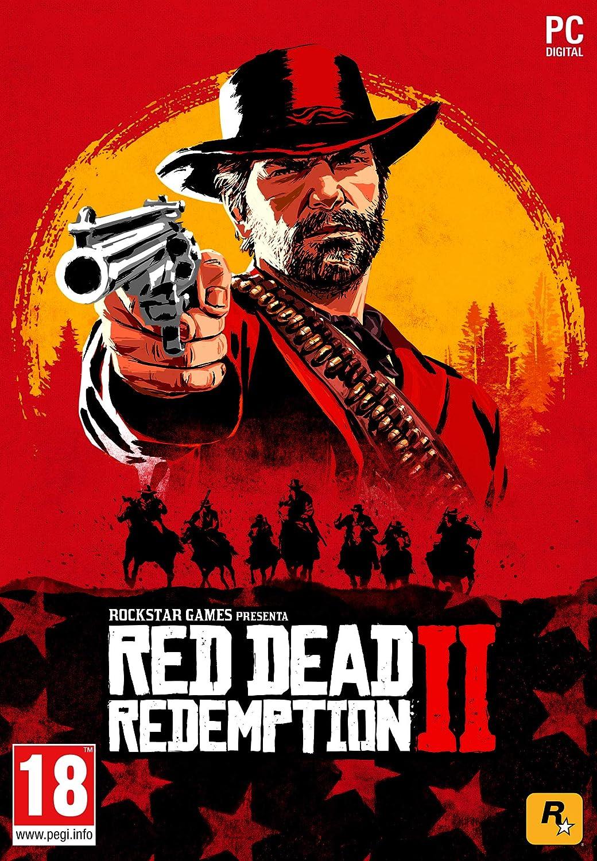 Red Dead Redemtion 2 (La caja contiene código de descarga): Amazon.es: Videojuegos