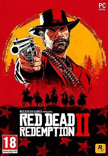 Red Dead Redemtion 2 (La caja contiene código de descarga): Amazon ...