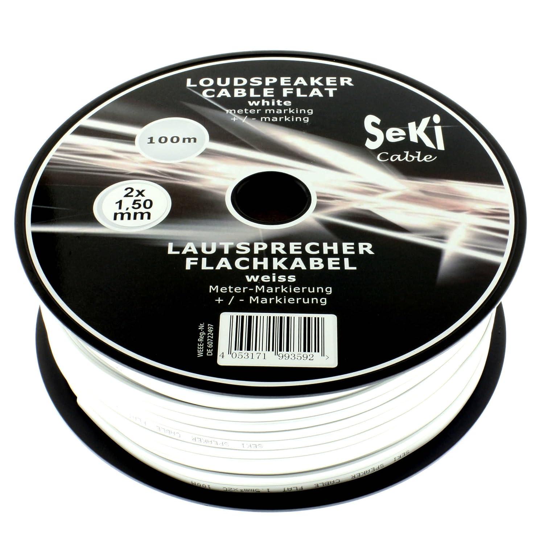 Großartig Flachkabel Lautsprecherkabel Ideen - Elektrische ...