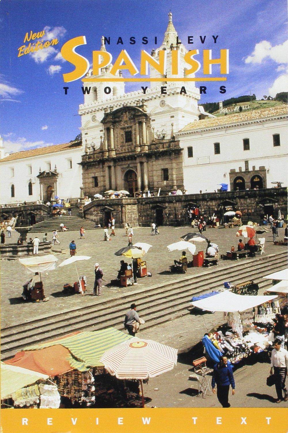 Workbooks workbook in spanish three years : Amazon.com: Review Text in Spanish Two Years (Spanish Edition ...