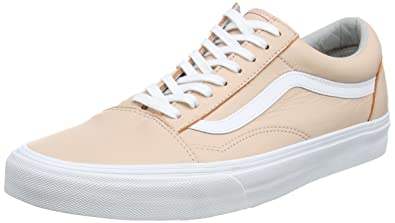 Vans UA Old Skool Evening Sand Leather 7.5 M US Men / 9 M US Women