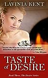 Taste of Desire (The Desire Series Book 3)