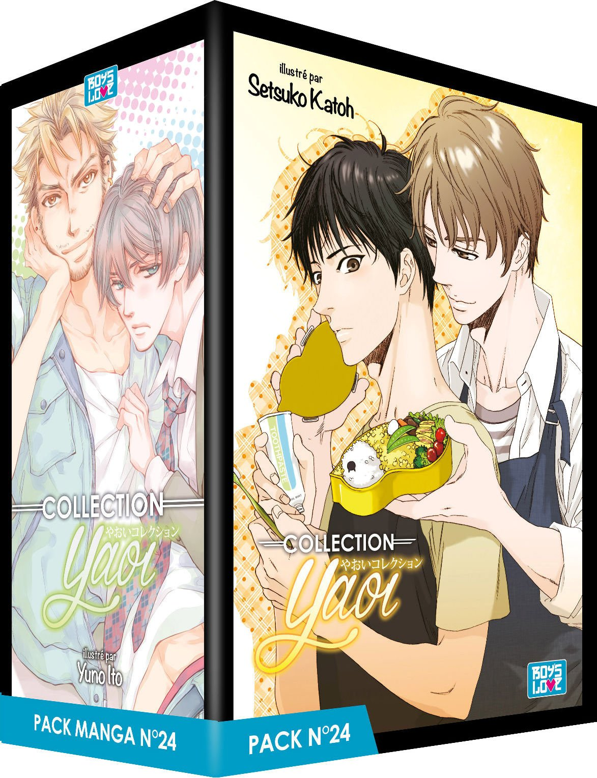 Collection Yaoi Pack N° 24 : 5 mangas (Boys love): Amazon.es: Osp ...
