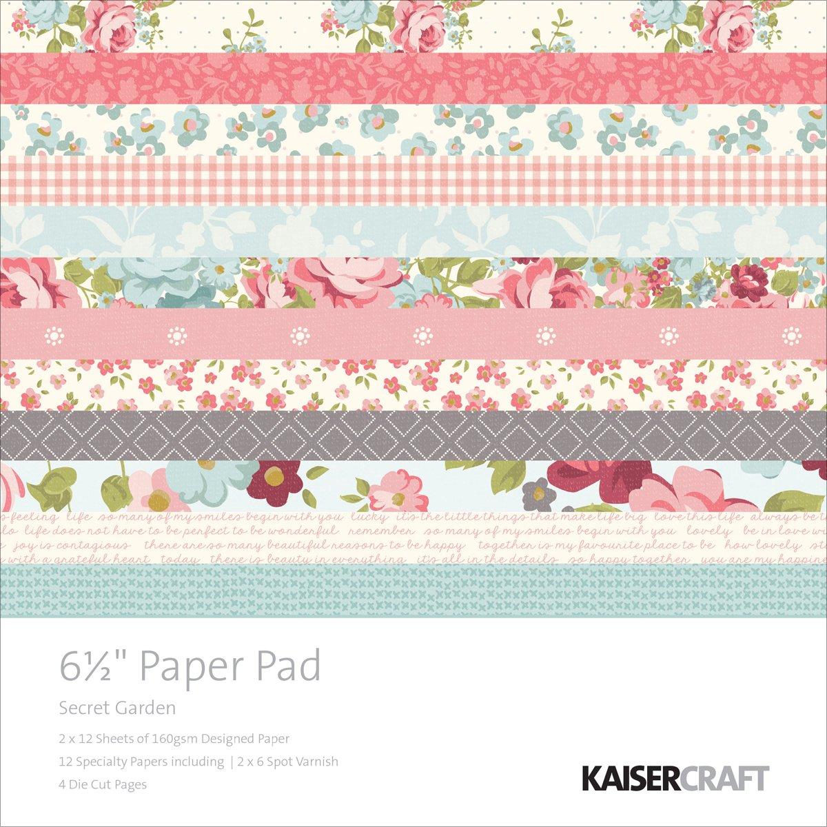 Kaiser Craft 6,5 Little One Papier Pad B00W8HFKA8   Spaß