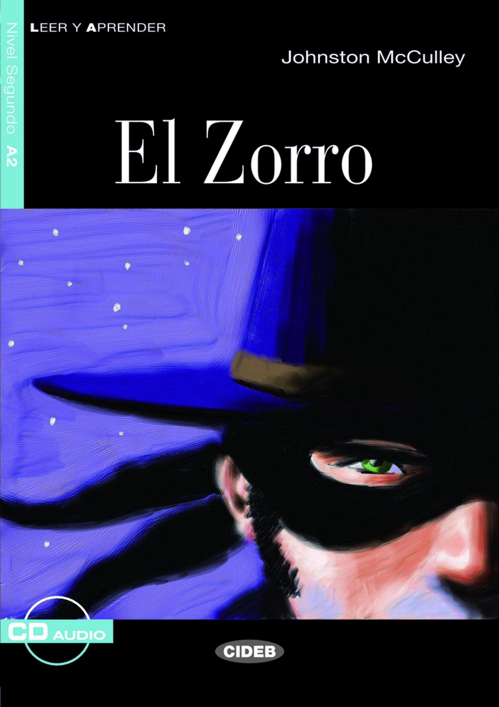 El Zorro - Buch mit Audio-CD (Leer y Aprender)