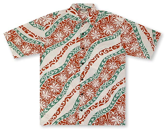 4aa97859 Image Unavailable. Image not available for. Color: Go Barefoot In Paradise  Big And Tall Floral Wave Hawaiian Shirt