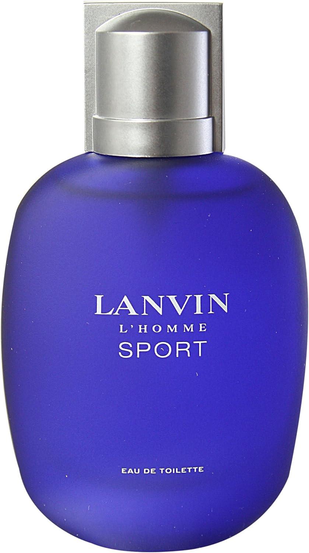 Lanvin L Homme Sport - Eau de toilette: Amazon.es: Belleza