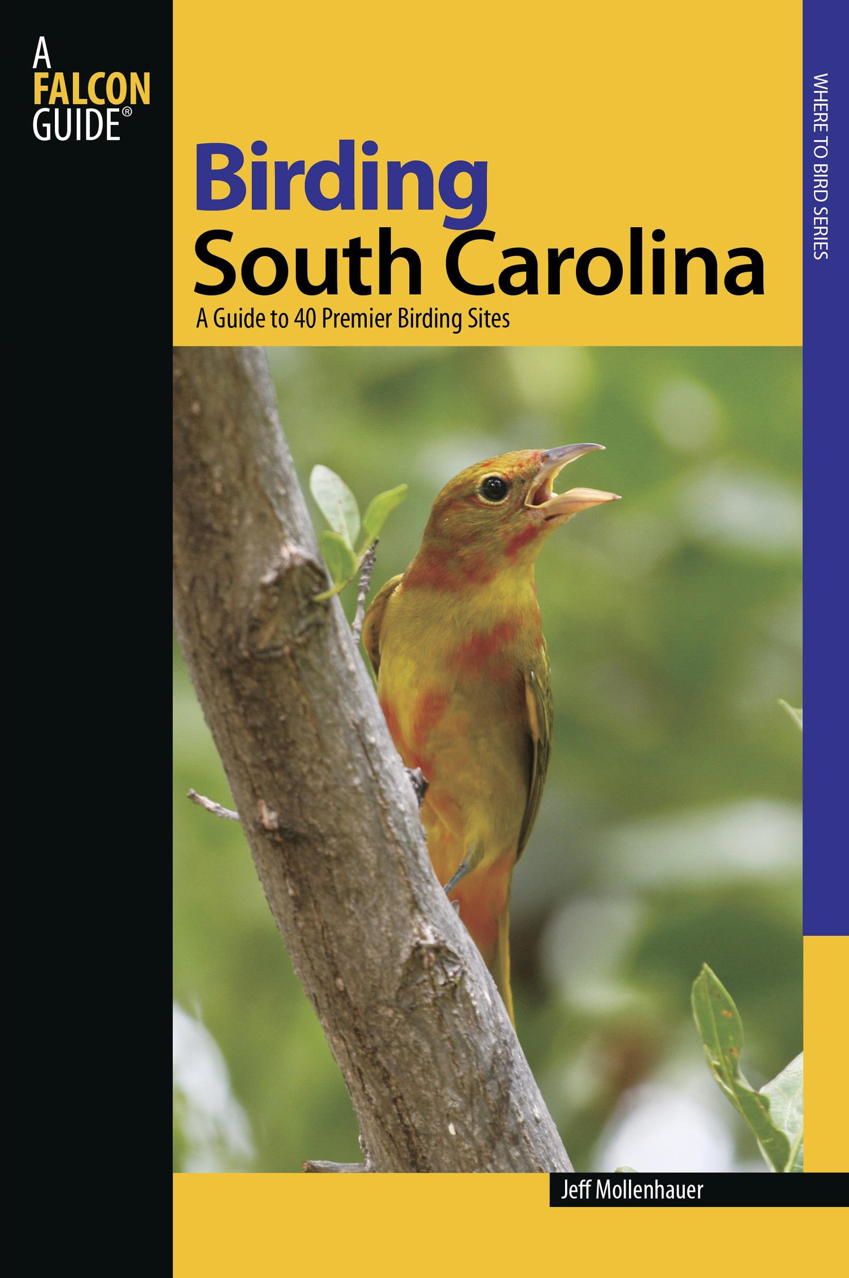 Download Birding South Carolina: A Guide To 40 Premier Birding Sites (Birding Series) PDF