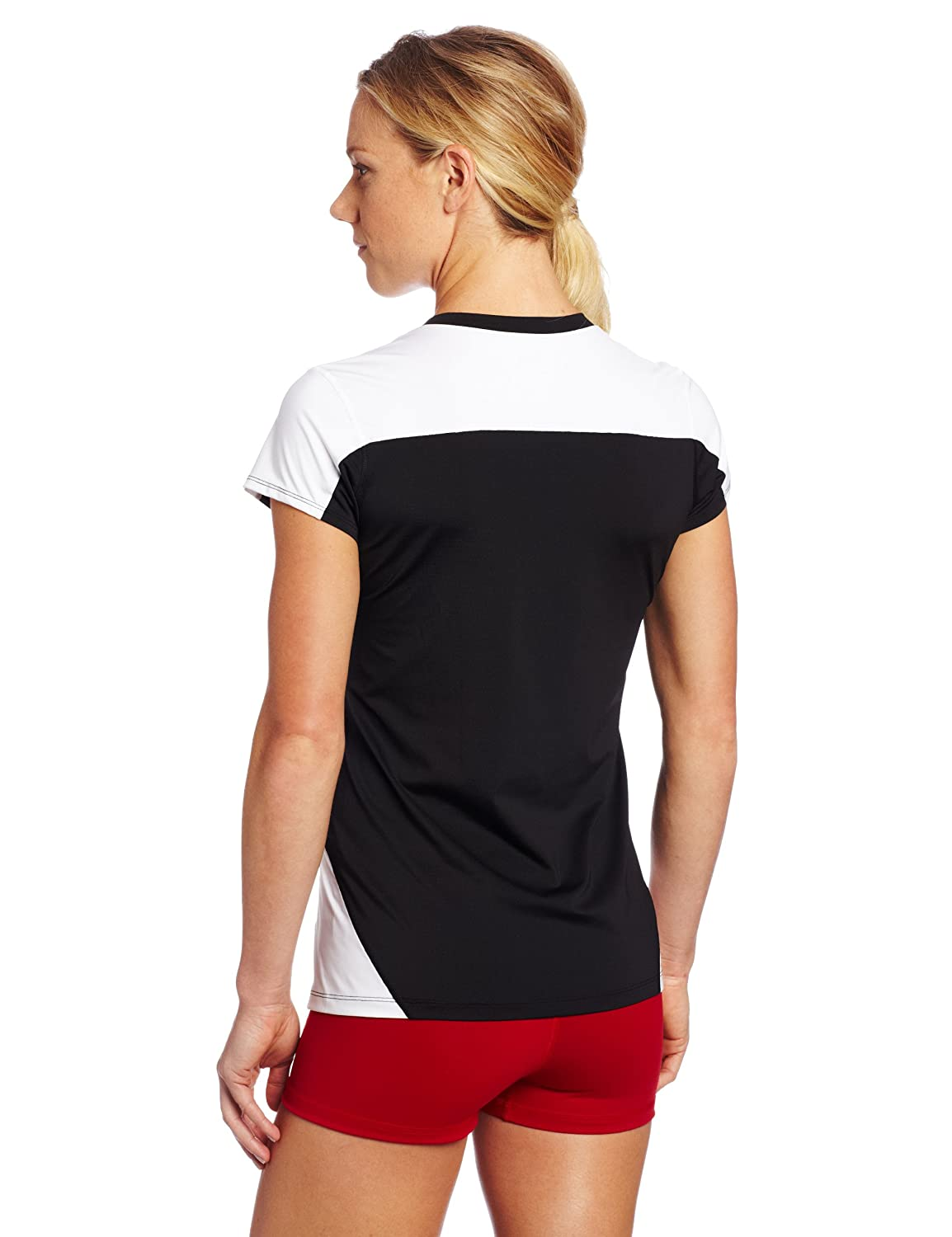 Asics Women's Rocket Jersey (Black/White)