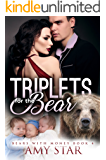 Triplets For The Bear: A Paranormal Pregnancy Romance (Bears With Money Book 4)