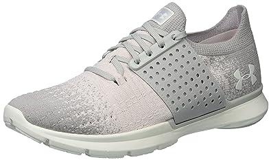 sports shoes 3e0e7 15a90 Under Armour Women's Speedform Slingwrap Fade Running Shoe