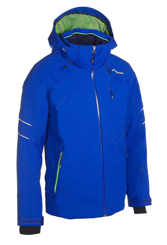 phenix boulder giacca da sci uomo royal blue m