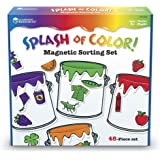 Learning Resources Learning Resources Splash Of Color- Magnetic Sorting Set