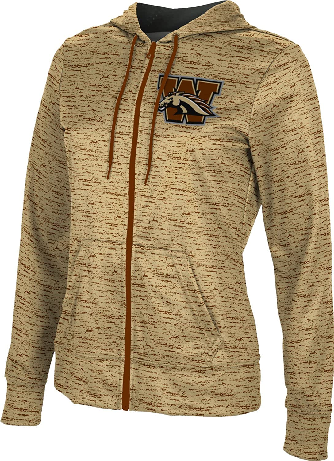 Western Michigan University Girls Pullover Hoodie School Spirit Sweatshirt Brushed