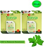 So Sweet Stevia Natural Sugarfree Sweetener for weight management - 200 Tablets Pack of 2 (100 tab each)
