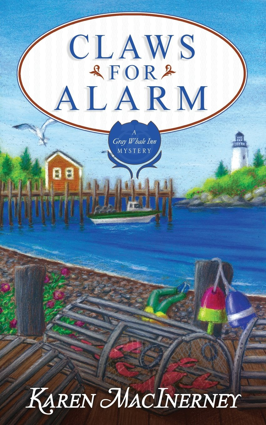 Download Claws for Alarm (The Gray Whale Inn Mysteries) (Volume 8) pdf epub