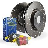 EBC S5KF1470 Stage-5 Superstreet Brake Kit