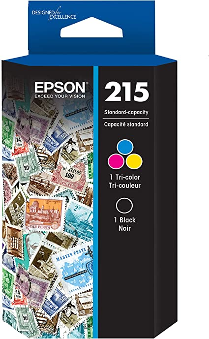 Amazon.com: Epson t215120-bcs Multi-Pack Ink Cartridge ...