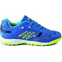 AGLA Condor Light Zapatos de Futsal Outdoor, Marino/Amarillo/Azul, 25 cm/40