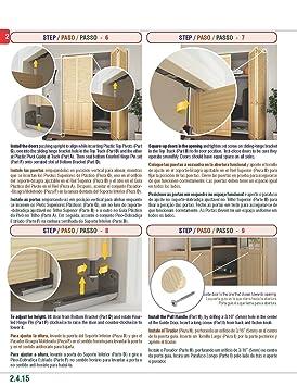 Closet Door, Bi-fold, 6-Panel Style Solid Wood (96x30)