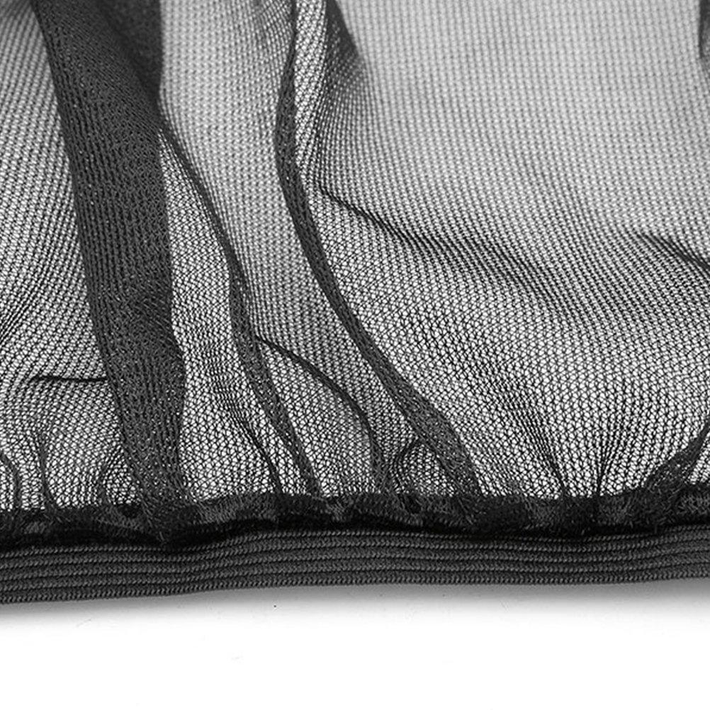 Vosarea Parasol Coche UV Protecci/ón Cortina de Coche Deslizante Ventana Escudo