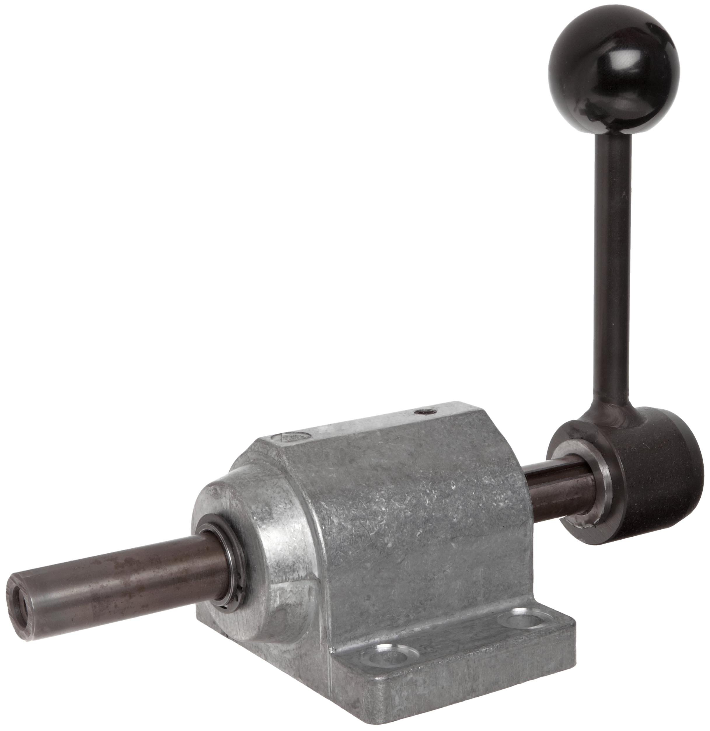 DE-STA-CO FO-161/60 Variable Stroke Straight Line Action Plunger Clamp by De-Sta-Co