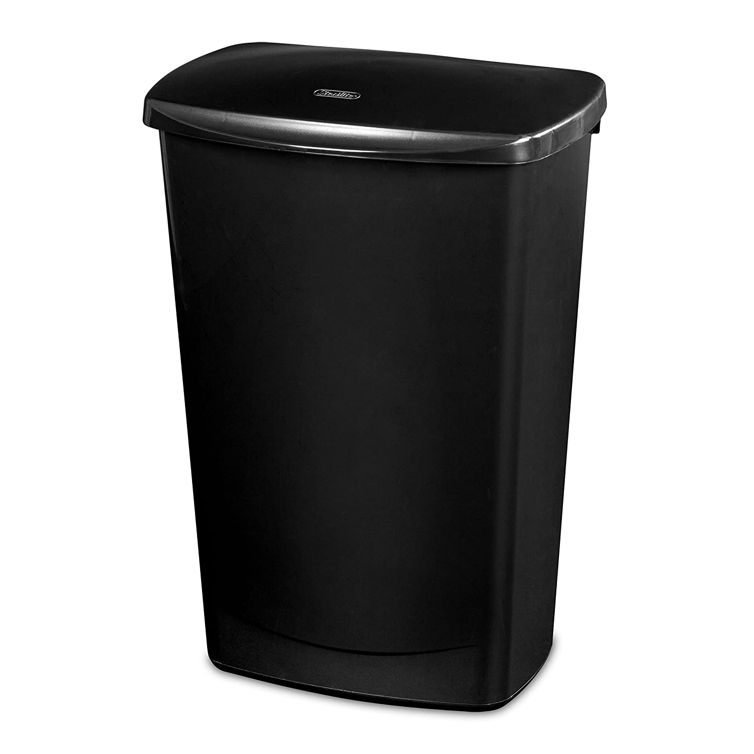 12 16 gallon garbage bags clear 1 mil 24x31 250 bags plasticmill. Black Bedroom Furniture Sets. Home Design Ideas