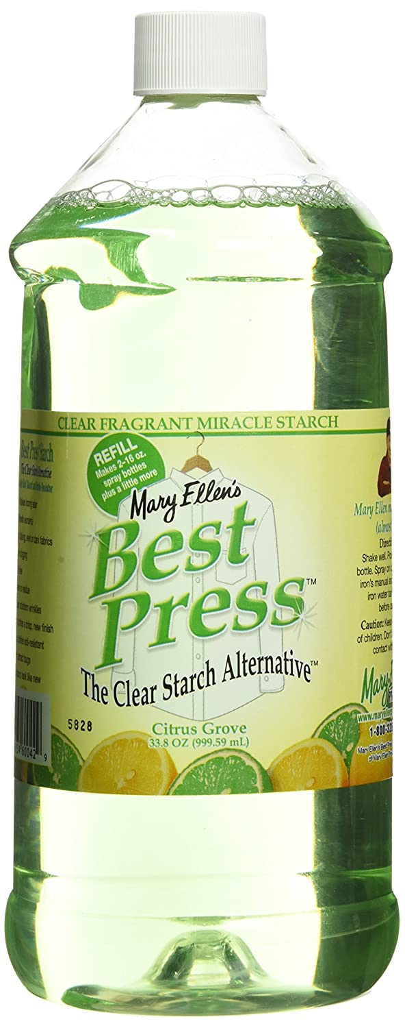 Mary Ellen's Best Press Refills, 33.8-Ounce, Caribbean Notions - In Network 600R-43
