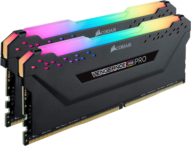Corsair Vengeance Rgb Pro 64gb Ddr4 3000 C16 Desktop Computer Zubehör