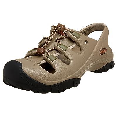 c176552c99d8 Unisex Crocs Speed Lace Up Beach Shoes Trailbreak Unisex - Khaki ...