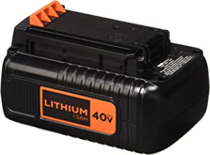 BLACK+DECKER LBX1540-2 40V Lithium Ion Battery (2 Pack)