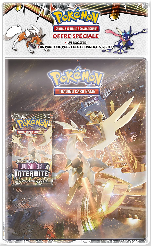 Pokemon Booster Soleil et Lune-Lumière Interdite, POSL602 ASMODEE