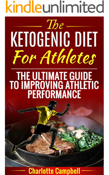 keto diet for athletes book