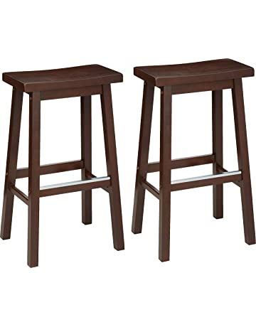 Surprising Bar Stools Amazon Com Theyellowbook Wood Chair Design Ideas Theyellowbookinfo