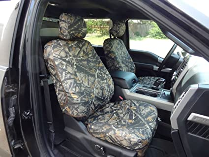 2016 F150 Seat Covers >> Durafit Seat Covers F511 Camo Waterproof Exact Seat Covers 2015 2017 Ford F150 Xl Xlt Lariat Front Buckets Adjustable Hr Manual Or Electric