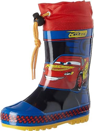 CARS Stivale gomma bambino blu gomma | Quellogiusto Shop online
