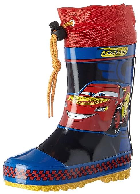 stili diversi carina nuova versione Cars Cr000236, Stivali di Gomma Bambino